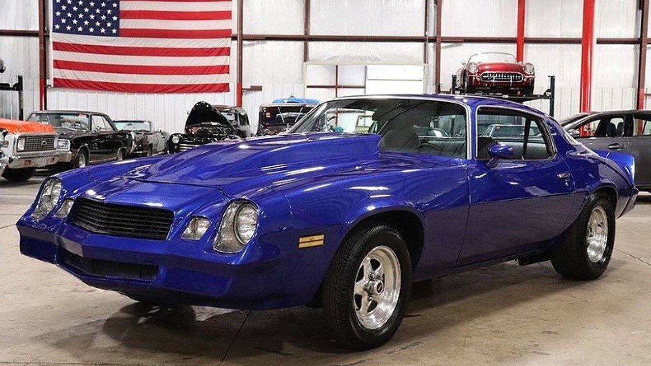 1980 Chevrolet Camaro for sale 101019440