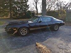 1980 Chevrolet Camaro for sale 100836559
