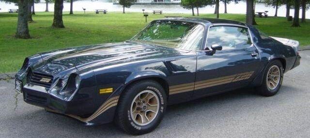 1980 Chevrolet Camaro Classics For Sale Classics On