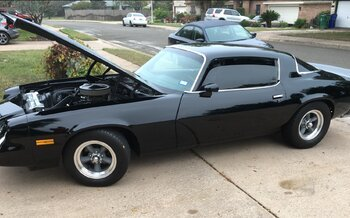 1980 Chevrolet Camaro Berlinetta Coupe for sale 101018290