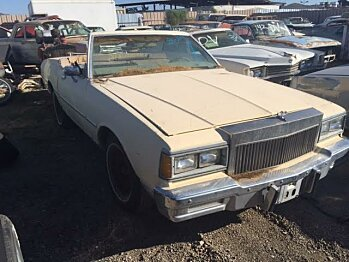 1980 Chevrolet Caprice for sale 100741219