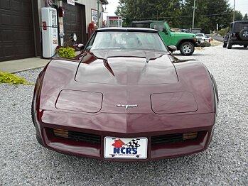 1980 Chevrolet Corvette for sale 100737363