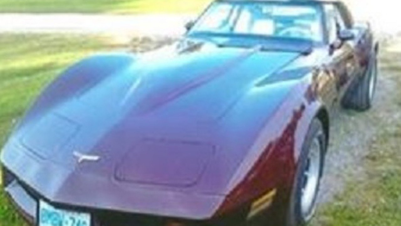 1980 Chevrolet Corvette for sale 100791972