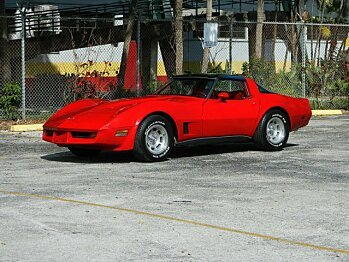 1980 Chevrolet Corvette for sale 100848371