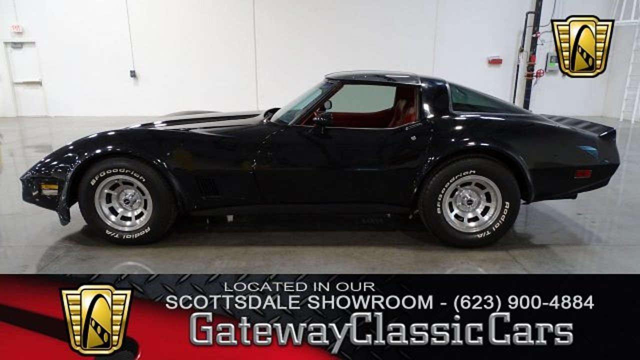 1980 Chevrolet Corvette for sale 100949246