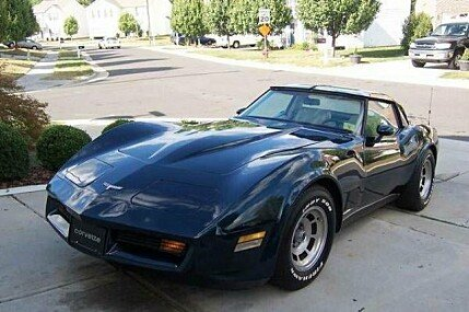 1980 Chevrolet Corvette for sale 100827112