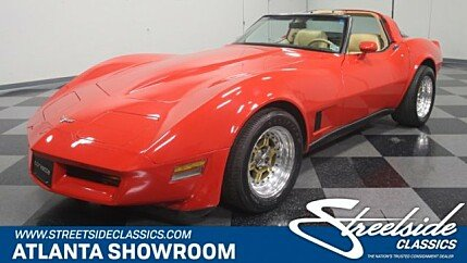 1980 Chevrolet Corvette for sale 100981916