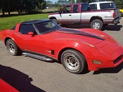 1980 Chevrolet Corvette for sale 101031270