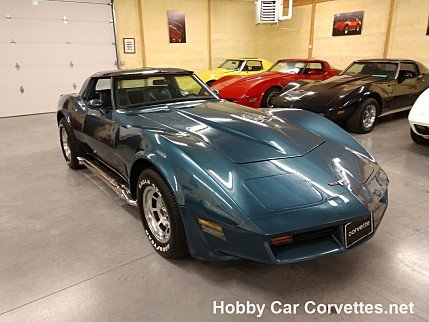 1980 Chevrolet Corvette for sale 101047195