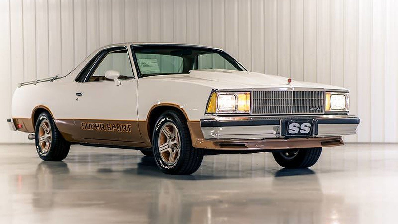 1980 Chevrolet El Camino for sale 100736924