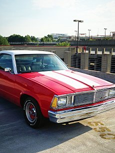 1980 Chevrolet El Camino V8 for sale 100781678