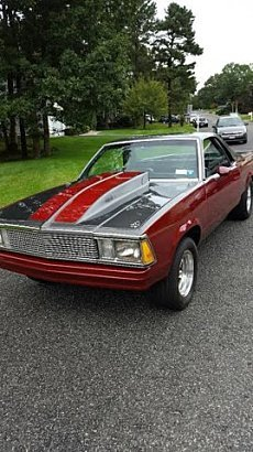 1980 Chevrolet El Camino for sale 100797546