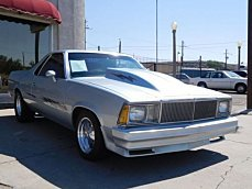 1980 Chevrolet El Camino for sale 100827523