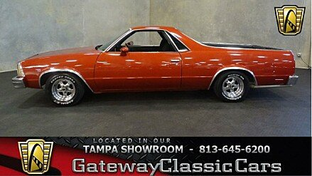 1980 Chevrolet El Camino for sale 100920938