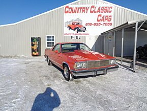 1980 Chevrolet El Camino for sale 100951037