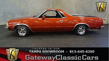 1980 Chevrolet El Camino for sale 100964566