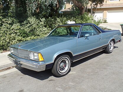 1980 Chevrolet El Camino V8 for sale 100975548