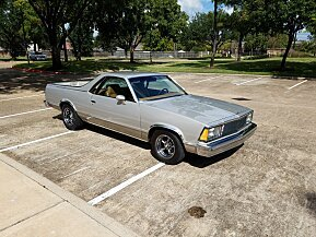 1980 Chevrolet El Camino V8 for sale 101050480