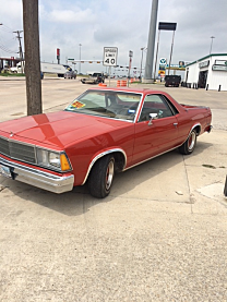 1980 Chevrolet El Camino for sale 100983521