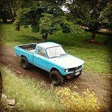 1980 Chevrolet LUV for sale 100838016