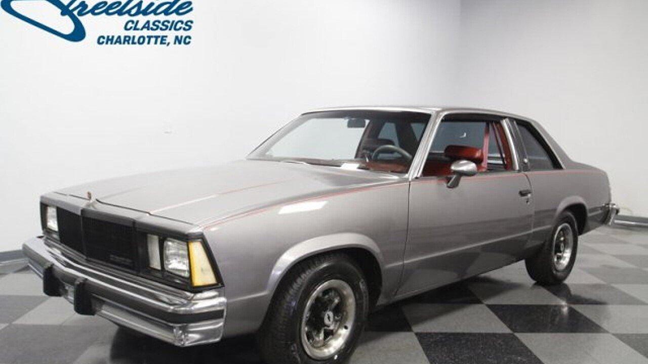 1980 Chevrolet Malibu for sale near Concord, North Carolina 28027 ...