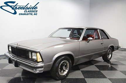 1980 Chevrolet Malibu for sale 100978709