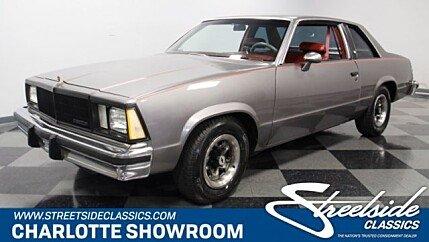 1980 Chevrolet Malibu for sale 100978709