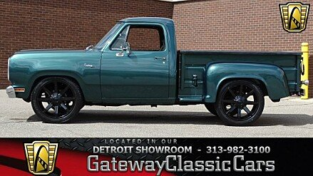1980 Dodge D/W Truck for sale 100963912