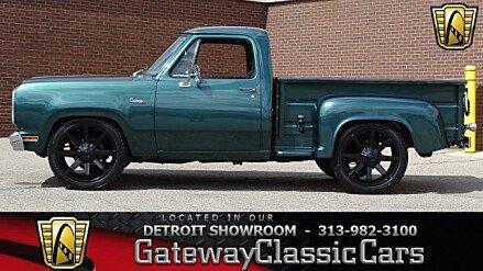 1980 Dodge D/W Truck Classics for Sale - Classics on Autotrader