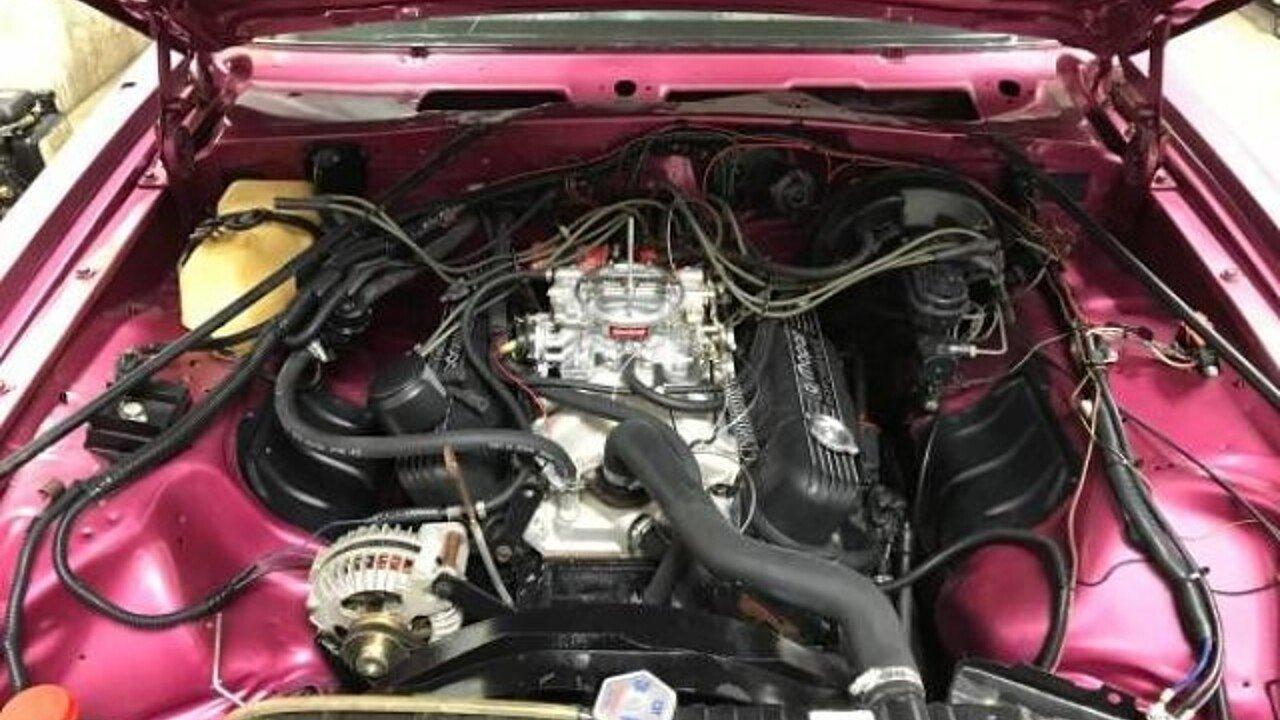1980 Dodge Mirada For Sale Near Cadillac Michigan 49601 Classics Interior 100993696