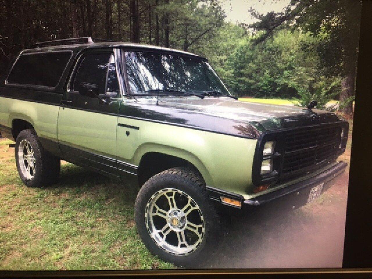 1980 Dodge Ramcharger for sale near Athens, Alabama 35613 ...