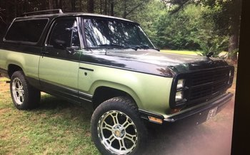 1980 Dodge Ramcharger for sale 100890316