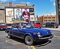 1980 FIAT 2000 Spider for sale 100781501