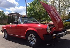 1980 FIAT 2000 Spider for sale 100792138
