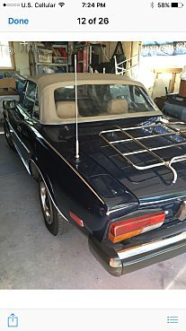 1980 FIAT 2000 Spider for sale 100800036