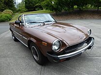 1980 FIAT 2000 Spider for sale 101002154
