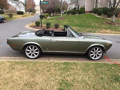 1980 FIAT Spider for sale 100730789