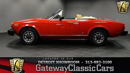 1980 FIAT Spider for sale 100770935