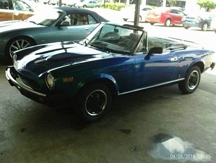 1980 FIAT Spider for sale 100803031