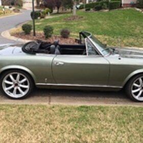 1980 FIAT Spider for sale 100834929