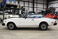 1980 FIAT Spider for sale 100940802