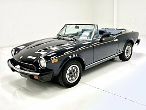 1980 FIAT Spider for sale 100999169