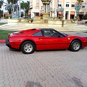 1980 Ferrari 308 GTS for sale 100859272