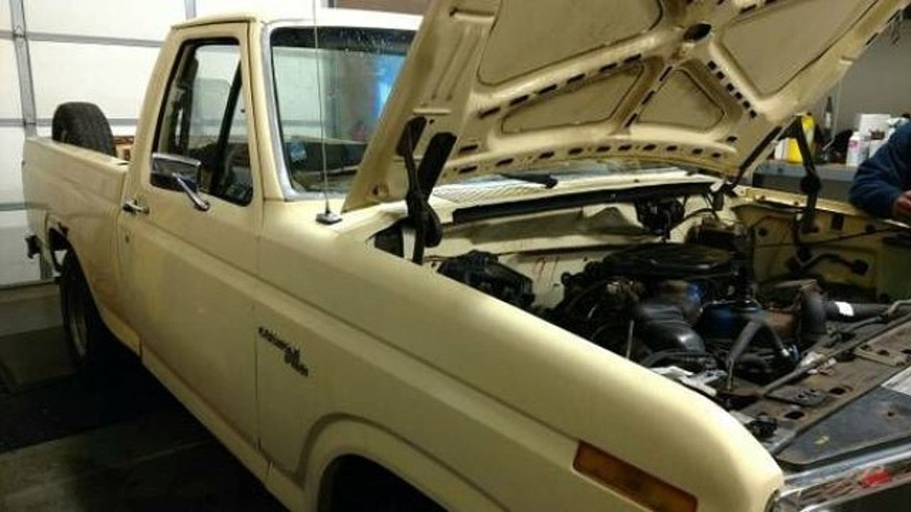 1980 Ford F100 for sale 100827519