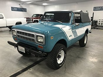1980 International Harvester Scout for sale 100908938