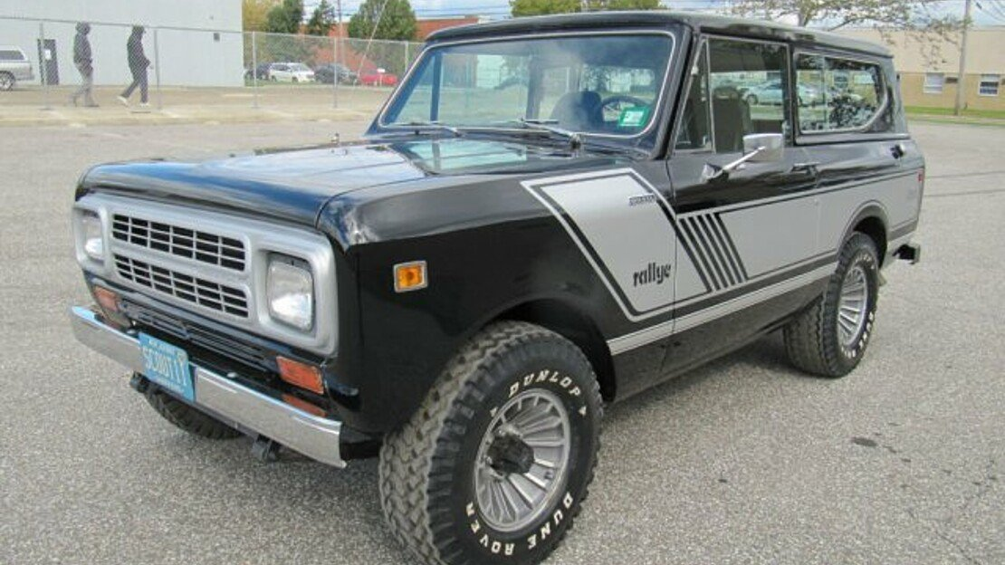 1980 International Harvester Scout for sale 101049590