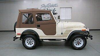 1980 Jeep CJ-5 for sale 100742918