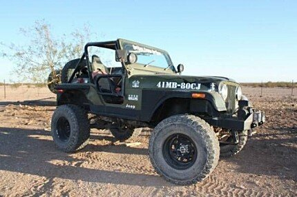 1980 Jeep CJ-5 for sale 100814371