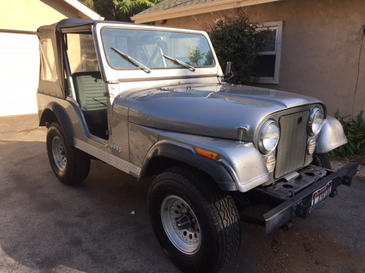 1980 jeep cj-5 classics for  - classics on autotrader