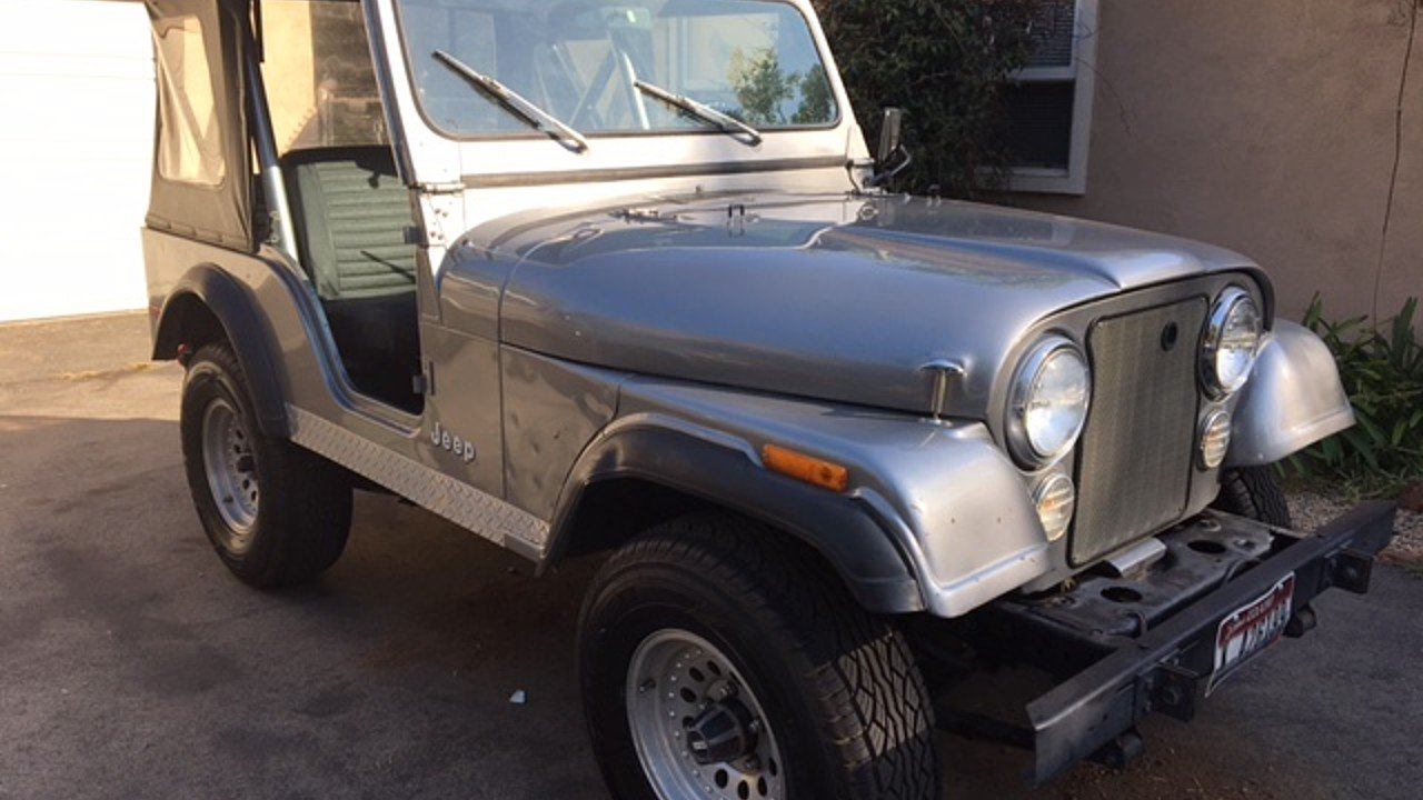 1980 Jeep CJ-5 for sale 100905547